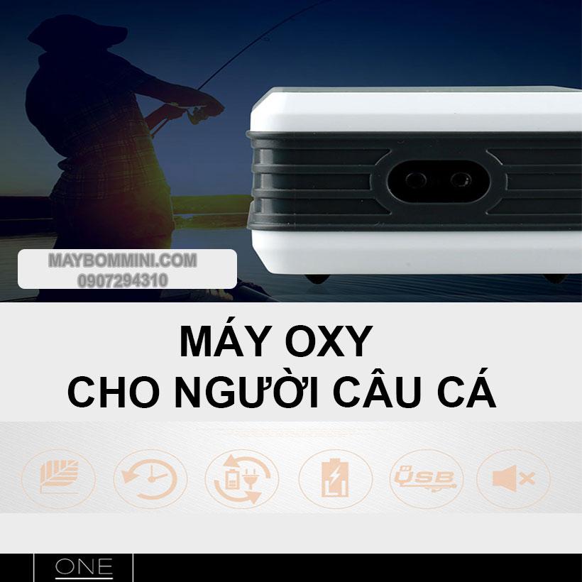 May Oxy Di Dong Cho Nguoi Di Cau Ca
