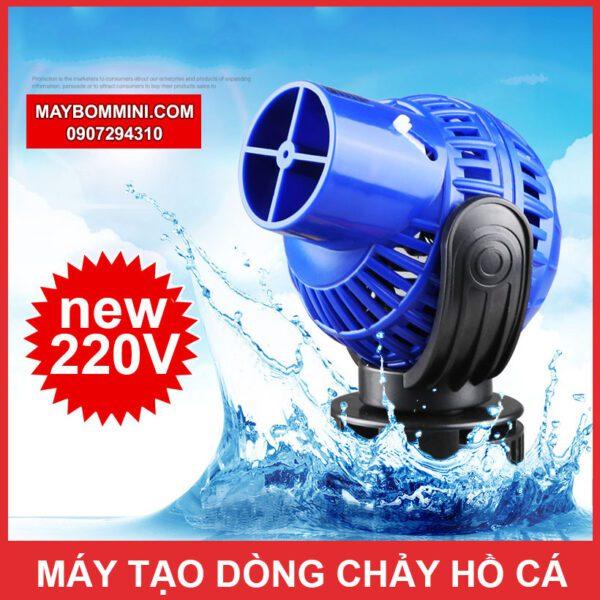May Tao Dong Chay Dong Nuoc Cho Ho Ca
