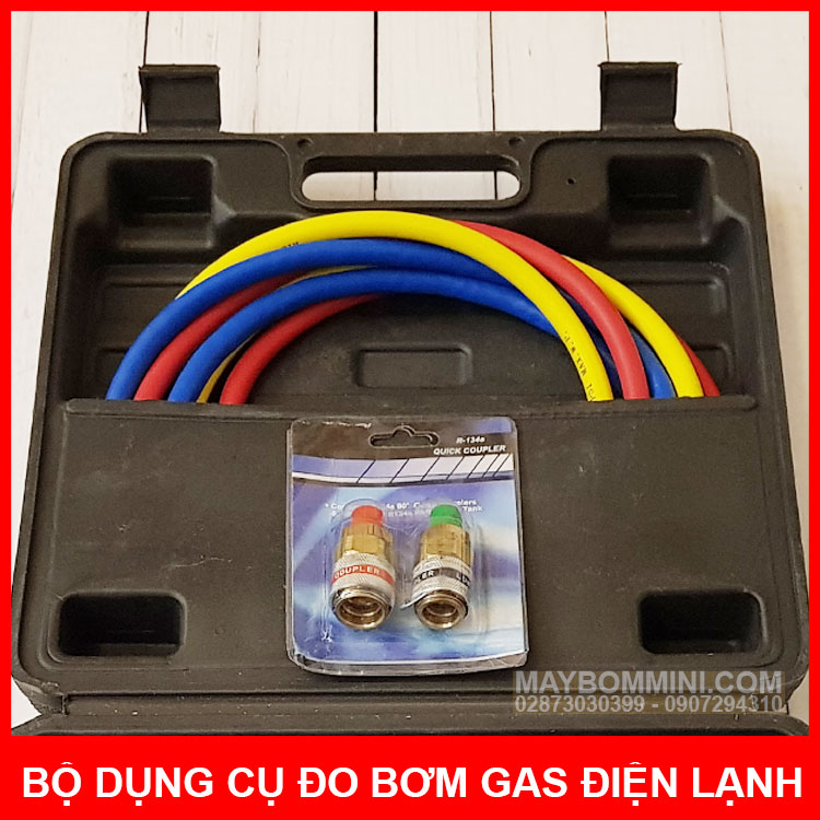 Ong Do Gas Bom Gas May Lanh