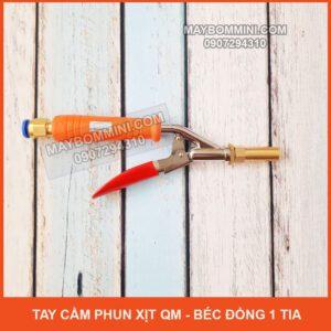 Tay Cam Phun Xit QM Bec Dong Trung Mot Tia Gia Re
