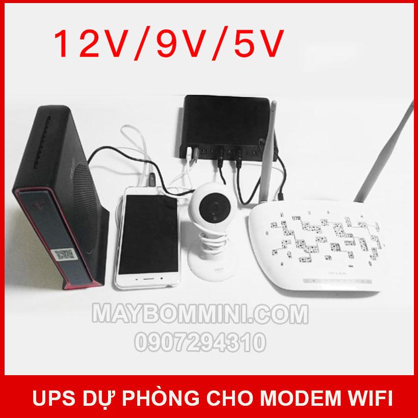 Usp 12v Camera Modem