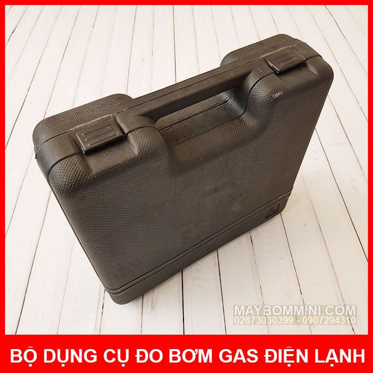 Vali Dung Cu Bom Gas May Lanh