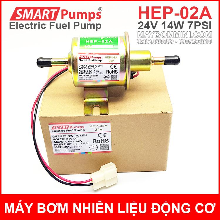 Electric Fuel Pump 24V