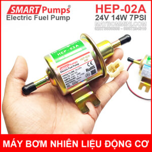 May Bom HEP 02A 24V
