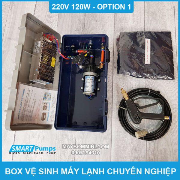 Bo Phun Xit Ap Luc Ap Luc 220v 120w Op1
