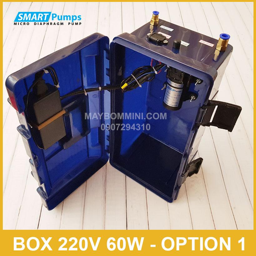 Box 220v 60w Smartpumps