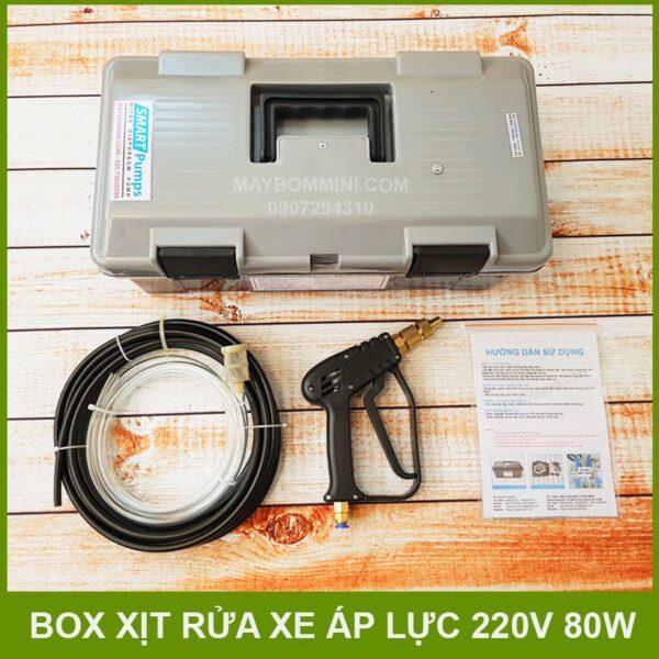 Box Xit Rua Xe Ap Luc 220v 80w