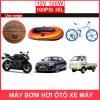 Cach Su Dung May Bom Hoi Mini 12v