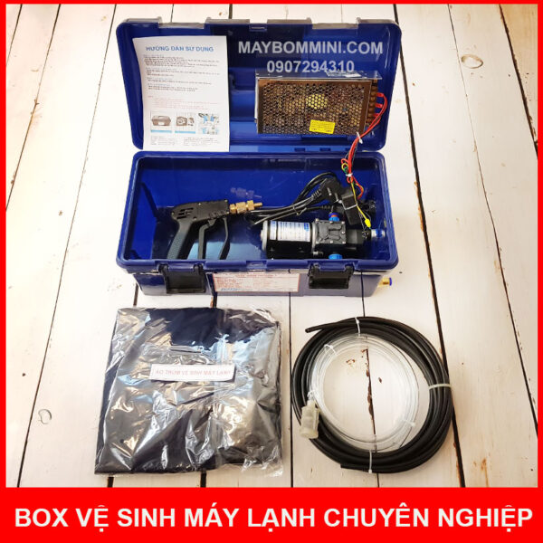 Cach Ve Sinh May Lanh Gia Dinh Chuyen Nghiep