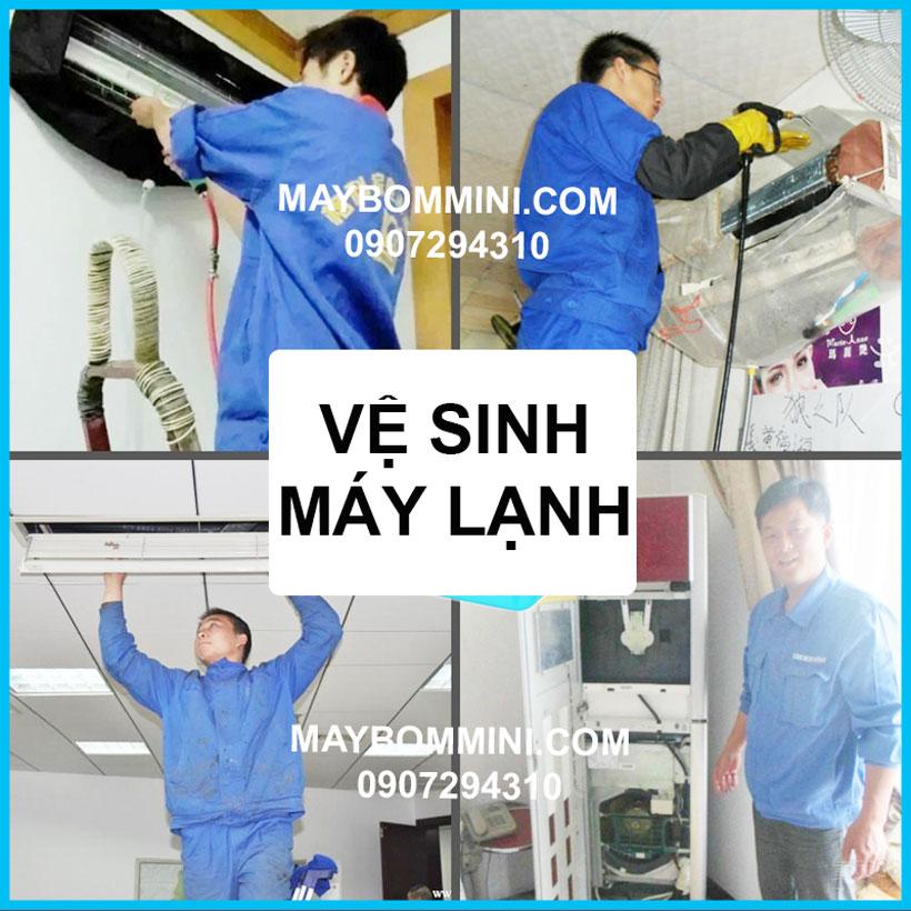 Cach Ve Sinh May Lanh Tot Nhat