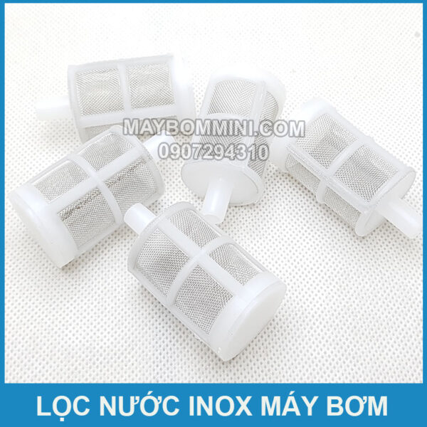 Lban Oc Nuoc Mini Nhua 8mm