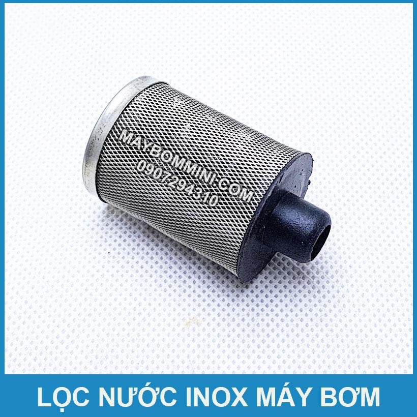 Loc Nuoc Inox May Bom