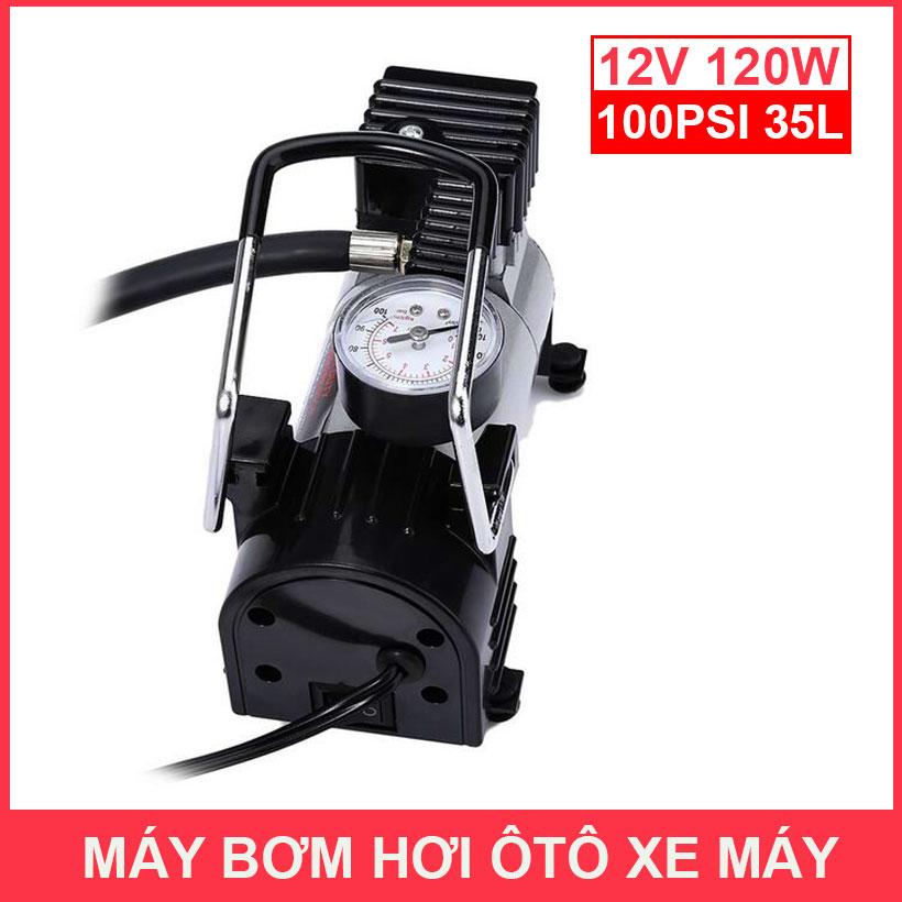 May Bom Banh Xe Oto 12v