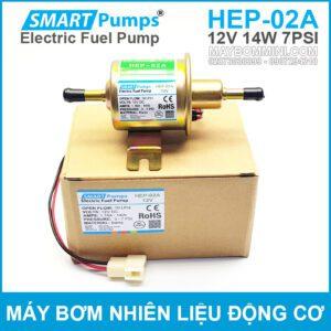May Bom Nhien Lieu Dong Co 12v HEP 02A