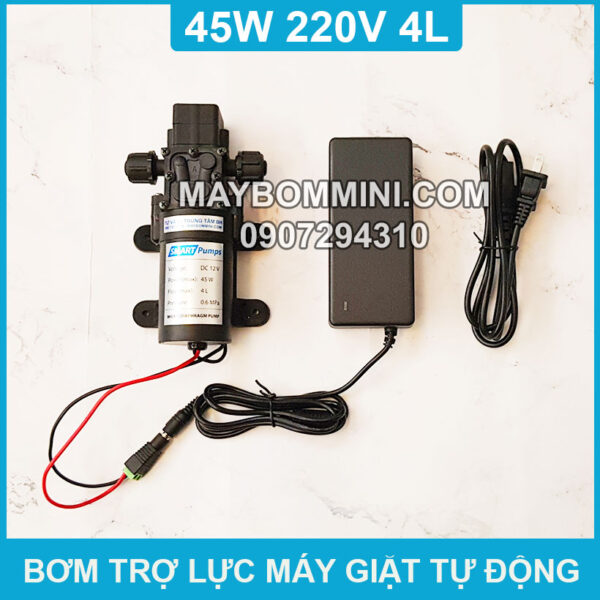 May Bom Nuoc May Giat 220v 45w