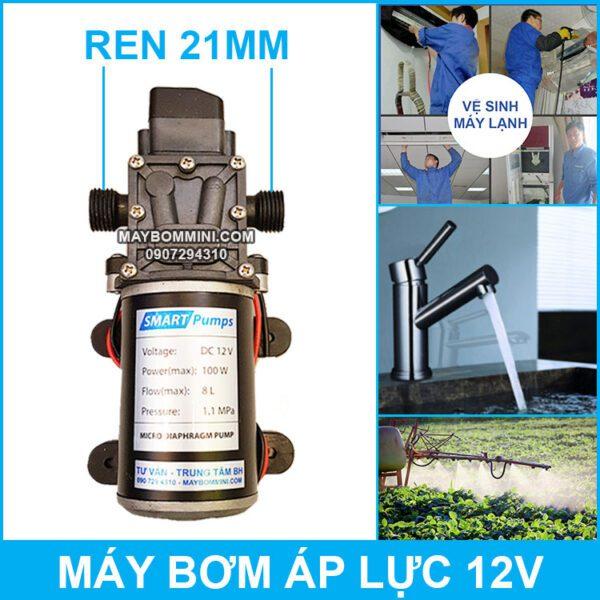May Bom Ren 21mm Tu Dong Tang Ap
