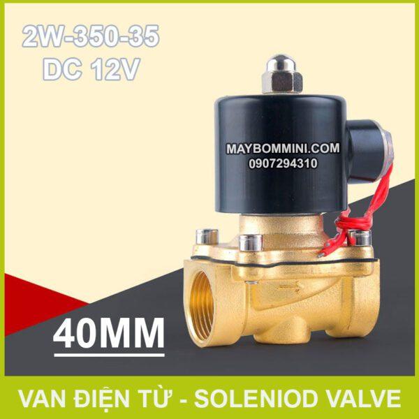 Van Dien Tu 40mm 12v