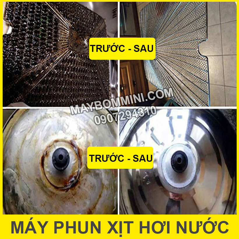 Xit Rua Bang Hoi Nuoc Vat Dung Gia Dinh