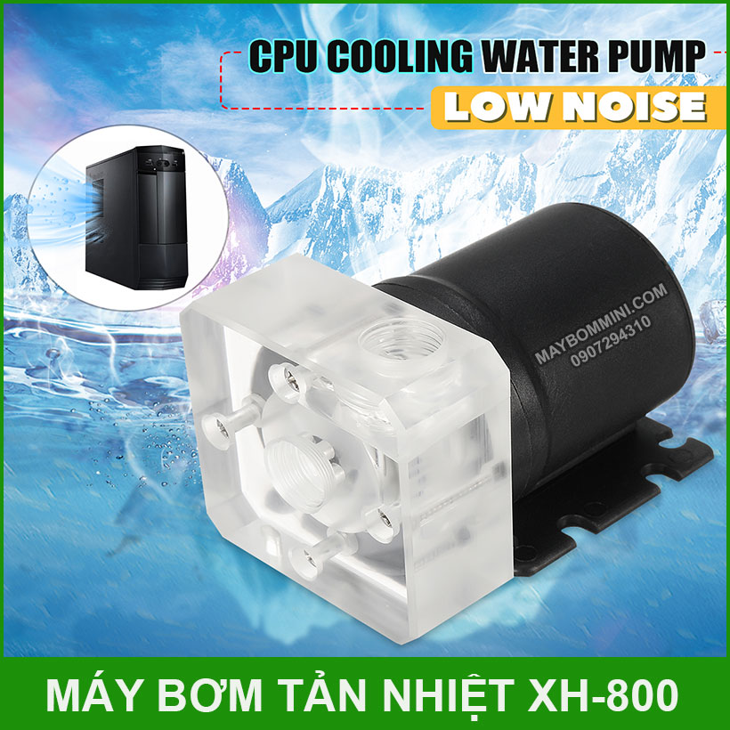 Water Cooling Cpu DESTOP