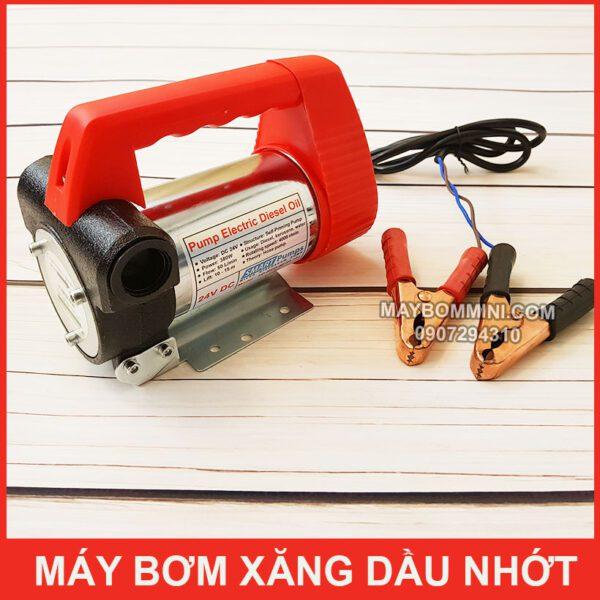Ban Bom Xang Dau Nhot 12v 24v