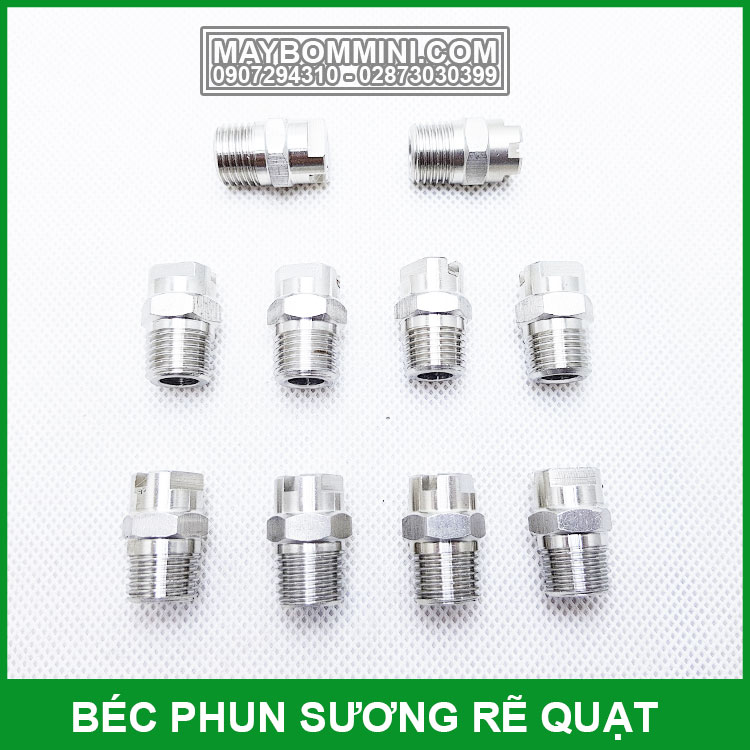 Ban Cac Laoi Bec Phun Suong Re Quat Inox Gia Re