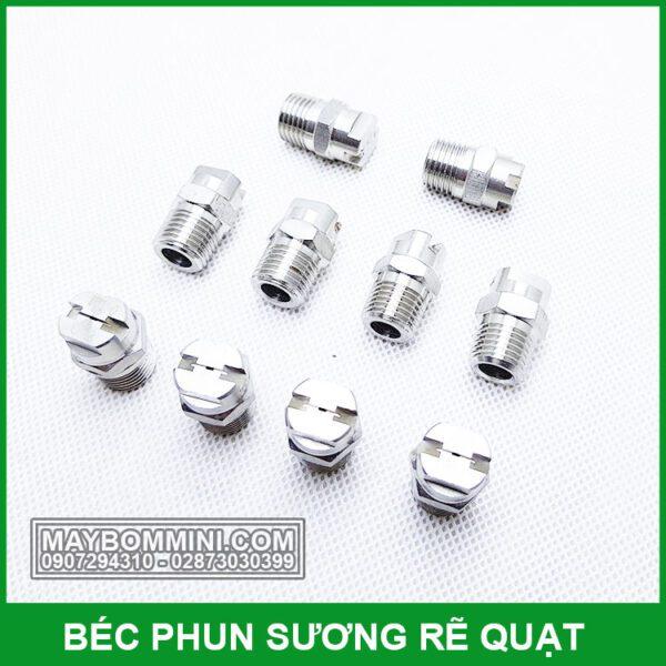 Bec Inox Hinh Quat