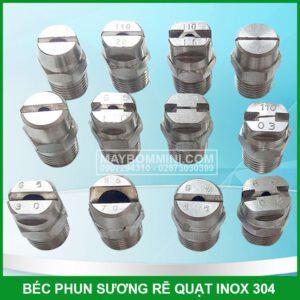 Bec Phun Inox Gia Re Cao Cap