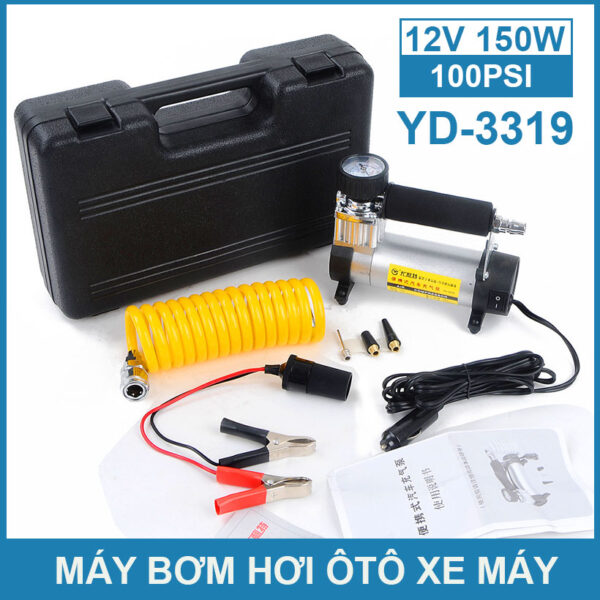 Bo May Bom Hoi Mini 12v