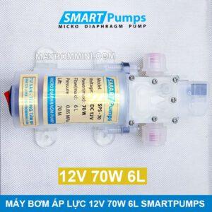 Bom Ap Luc Mini 12v 70w