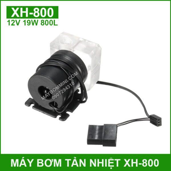 Bom Nuoc Cao Cap Tan Nhiet CPU