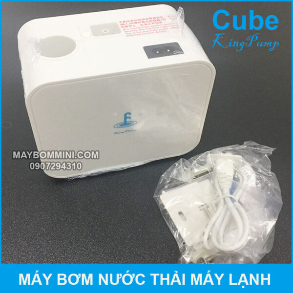 Bom Nuoc Thai May Lanh Kingpump Cube 10M