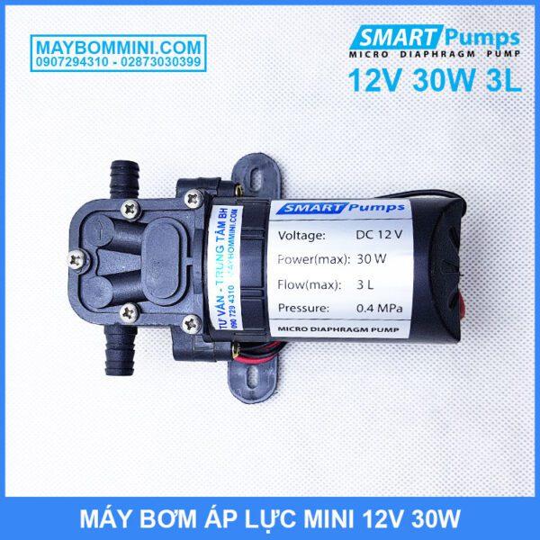 Chuyen Bom Nuoc Mini 12v 24v 220v