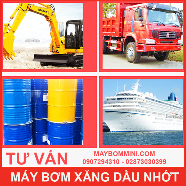 Cung Cap May Bom Xang Dau So 1 VN