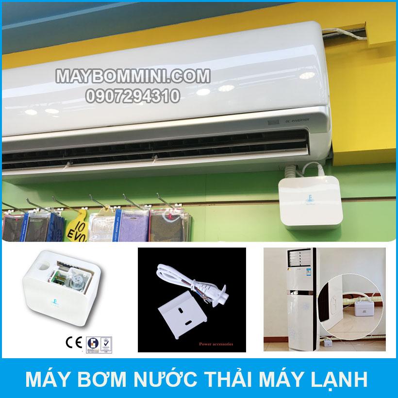 Lap Dat Va Su Dung May Bom Nuoc Thai Cho May Lanh May Dieu Hoa Gia Dinh