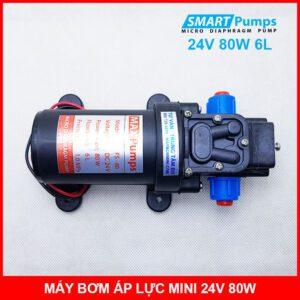 Lazada Bom Ap Luc Mini 24v 80w 6l Smartpumps Khong Cong Tac