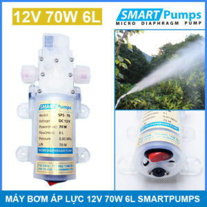 Lazada May Bom Ap Luc 12v 70w Smartpumps