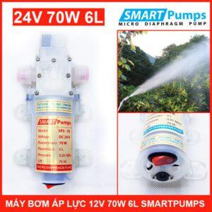 Lazada May Bom Ap Luc 24v 70w Smartpumps