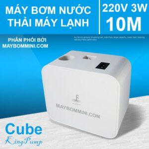 May Bom Nuoc Thai May Lanh Cao Cap Cube 220V 3W 10M