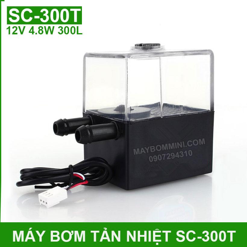 May Bom Tan Nhiet Nuoc May Tinh SC 300T