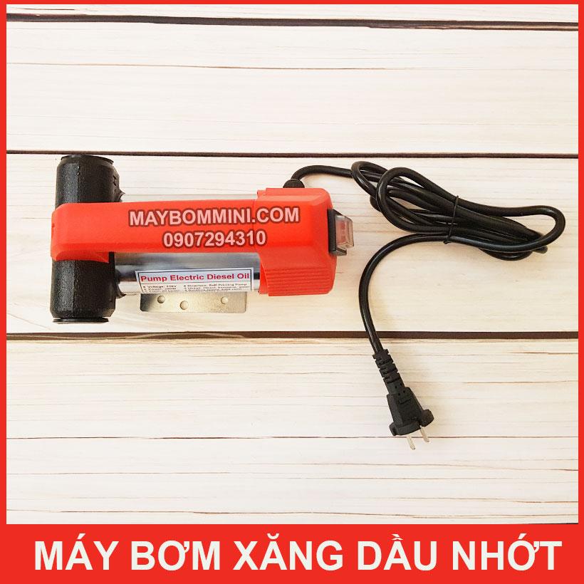 May Bom Xang Dau 220v Cao Cap