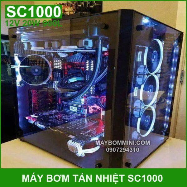 May Tinh Tan Nhiet Nuoc