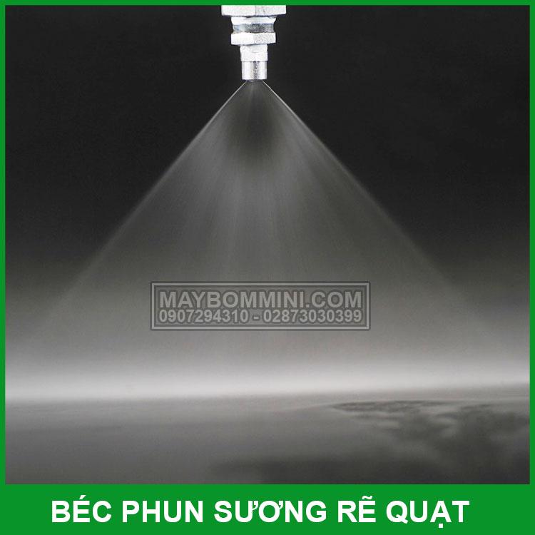 Su Dung Bec Phun Re Quat