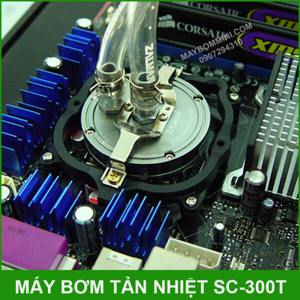 Tan Nhiet CPU Bang Chat Long