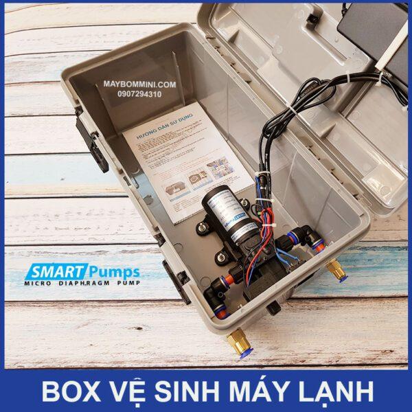 Bo Ve Sinh May Lanh Gia Dinh 45W Option 1