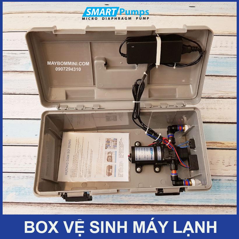 Box Rua May Dieu Hoa Gia Dinh Ap Luc