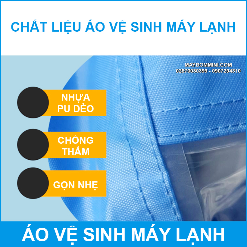 Chat Lieu Ao Ve Sinh May Lanh