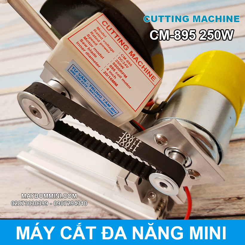 Chi Tiet May Cat Mini Da Nang