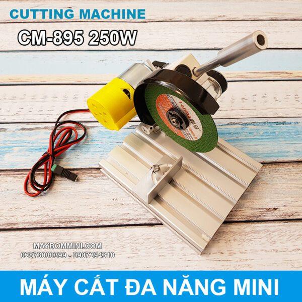 Mat Cat Kim Loai Bang Da