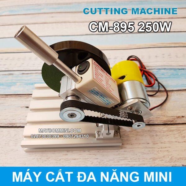 Mat Cat Kim Loai De Ban Mini