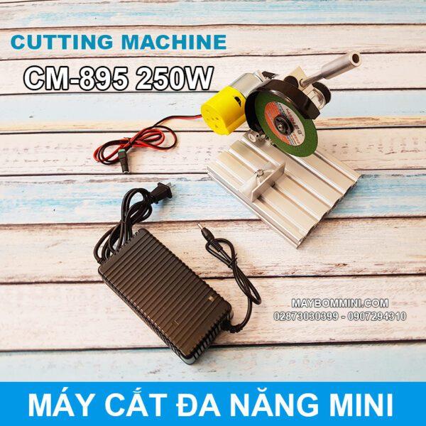 May Cat Kim Loai Go Mini
